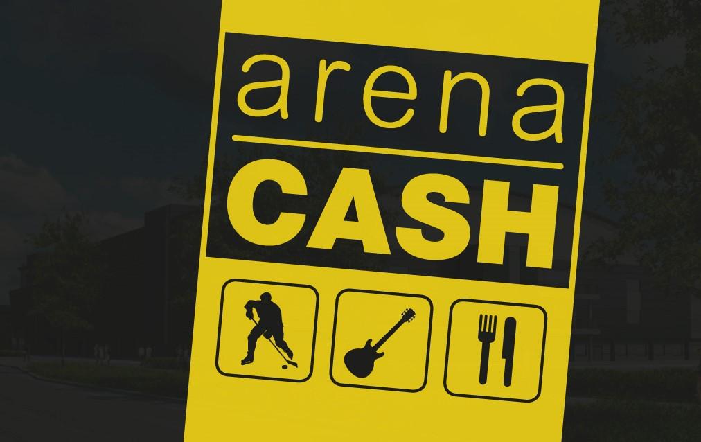 arena cash DNB Arena