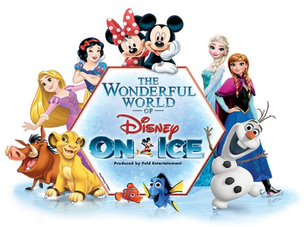 disney on ice norge